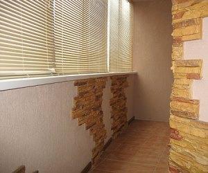 Ремонт балкона в квартире
