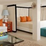 Как совместить гостиную со спальней и не потерять в комфорте