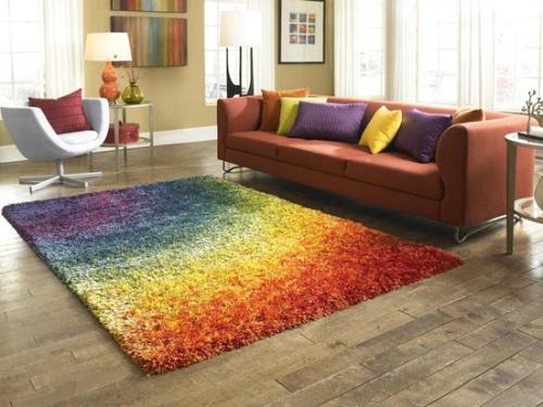 ковры как часть интерьера