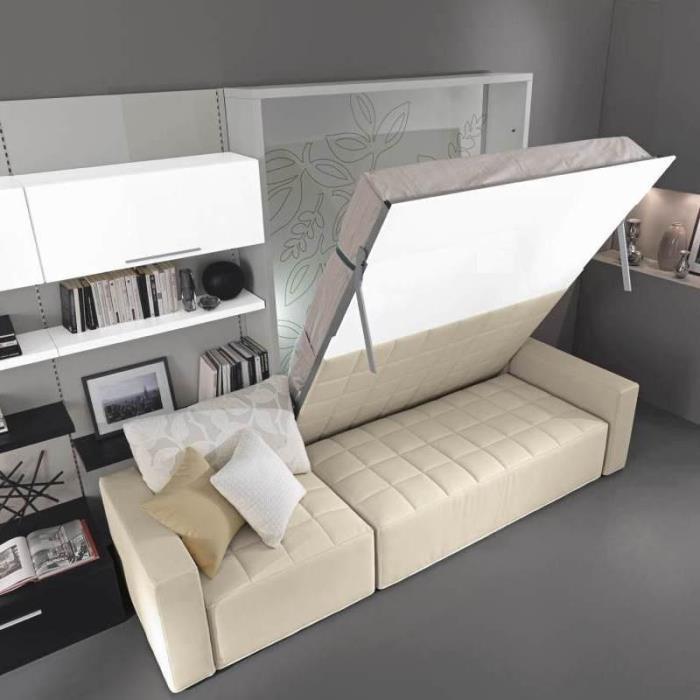 Совместить гостиную со спальней