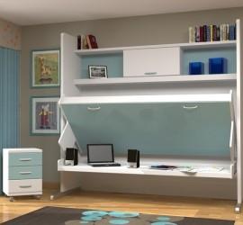 Меблі трансформер для малогабаритної квартири: спосіб поєднання вітальні і спальні