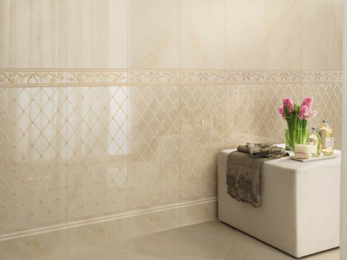 стили керамической плитки