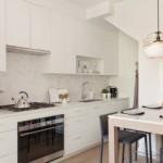 Скандинавський стиль в інтер'єрі кухні