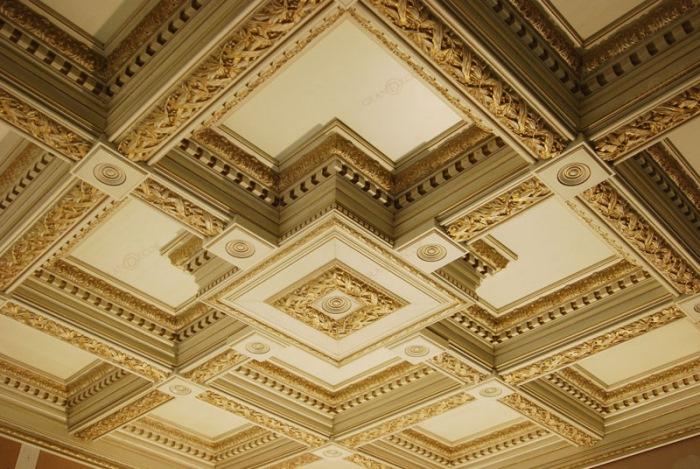 кесонный потолок