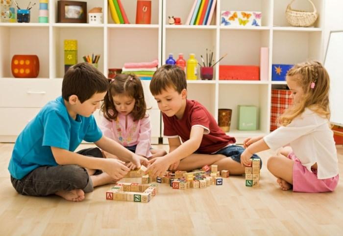 напольное покрытие для детских комнат