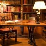 Освещение в кабинете: правила организации