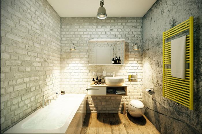 индустриальная ванная