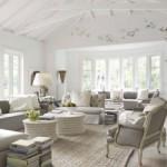 Вітальня в стилі прованс — затишок і тепло