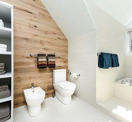 Ванная в скандинавском стиле — простор и свежесть