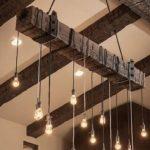 Світильники в стилі лофт: простір і світло