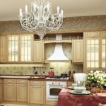 Люстра на кухню стельова: критерії вибору