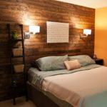 Освітлення в спальні: вибір і розташування світильників
