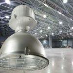 Подвесные промышленные светодиодные светильники: виды и особенности монтажа