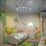 Світильники в дитячу кімнату: правила освітлення дитячої