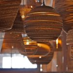Стельові дерев'яні світильники – затишок і стиль