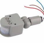 Датчики руху для включення світла: вибір, установка
