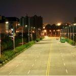 Як реалізовується управління освітленням вуличним