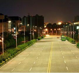 Как реализовывается управление освещением уличным
