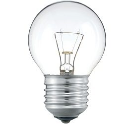 Технические характеристики ламп накаливания