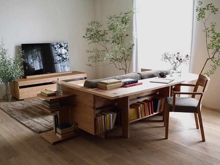 стол-диван для гостиной